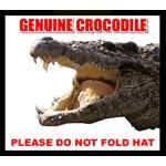 """Barmah - Modèle 1033 """"Outback Croc"""""""