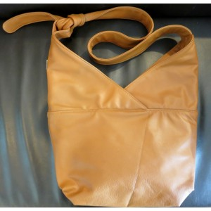 Bilodeau - NINA Leather Handbag