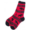 "Chaussettes ""Orignal rouge"""